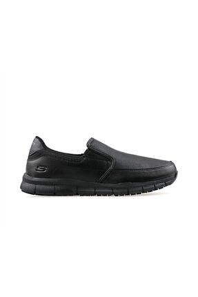Skechers NAMPA- GROTON Erkek Siyah Günlük Ayakkabı 0