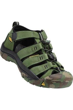 Keen Newport H2 Genç Sandalet Yeşil 0