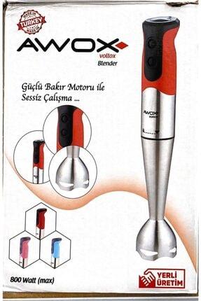 AWOX Voltox Çubuk Blender Kalın Bıçaklı (Stok Durumuna Göre Renk Gönderilecektir) 2