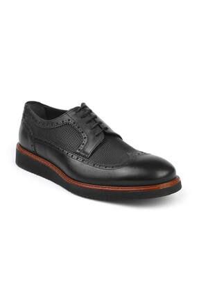 Picture of L631 Oxford Erkek Ayakkabı Siyah