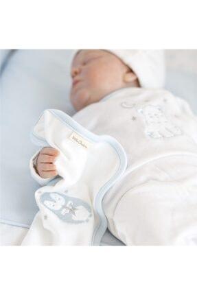 Chakra North Star Yeni Doğan Hastane Çıkışı Beyaz/mavi 3