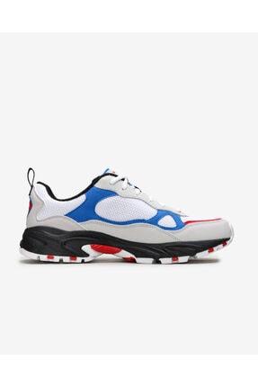 Skechers Stamına-Bluecoast 51706 Wbk Erkek Beyaz Sneakers 1