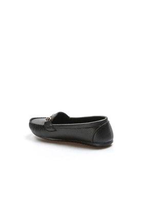 Fast Step Siyah Kadın Babet Ayakkabı 933za102 2