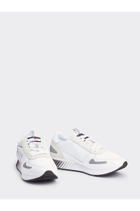 Tommy Hilfiger Leather Lıfestyle Sneaker 1