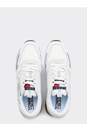 Tommy Hilfiger Leather Lıfestyle Sneaker 3