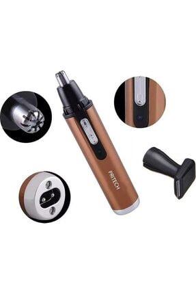 Techno phone Yeni Nesil Şarjlı Saç Sakal Burun Kulak Kılı Temızleme Kesme Makınası-pritech 1