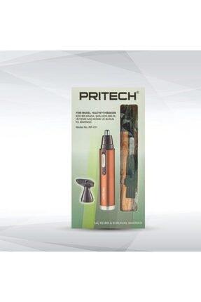 Techno phone Yeni Nesil Şarjlı Saç Sakal Burun Kulak Kılı Temızleme Kesme Makınası-pritech 2