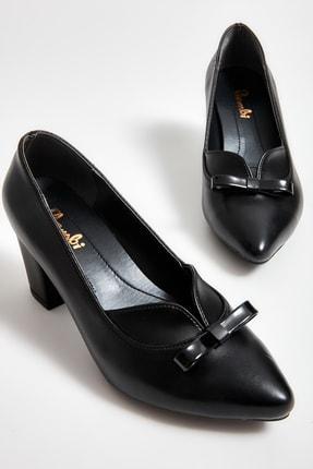 Siyah Kadın Ayakkabı M07640611