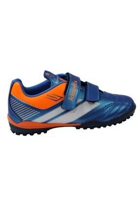 Kinetix TRIM TURF Saks Neon Yeşil Erkek Halı Saha Ayakkabısı 100232686 1