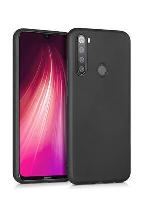 Teknoloji Adım Redmi Note 8 Yumuşak Silikon Kılıf Siyah 0