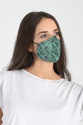 Tissum Health Yıkanabilir Yetişkin Unisex Maske (3'lü Set) - Tropical 2