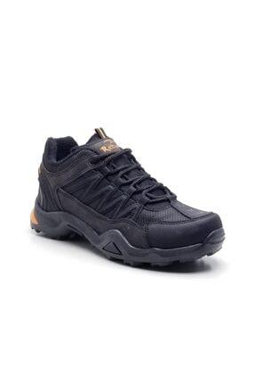 Reback 3010 Trekking Outdoor Erkek Spor Ayakkabı Siyah 36-39 REBACK 3010 SİYAH G