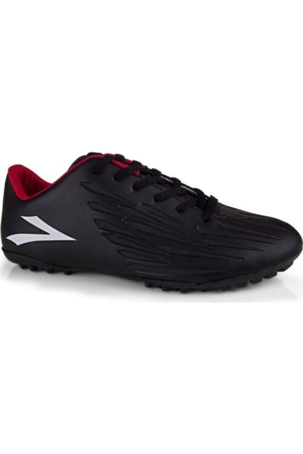 Falcon Trx Halısaha Ayakkabısı Siyah Kırmızı