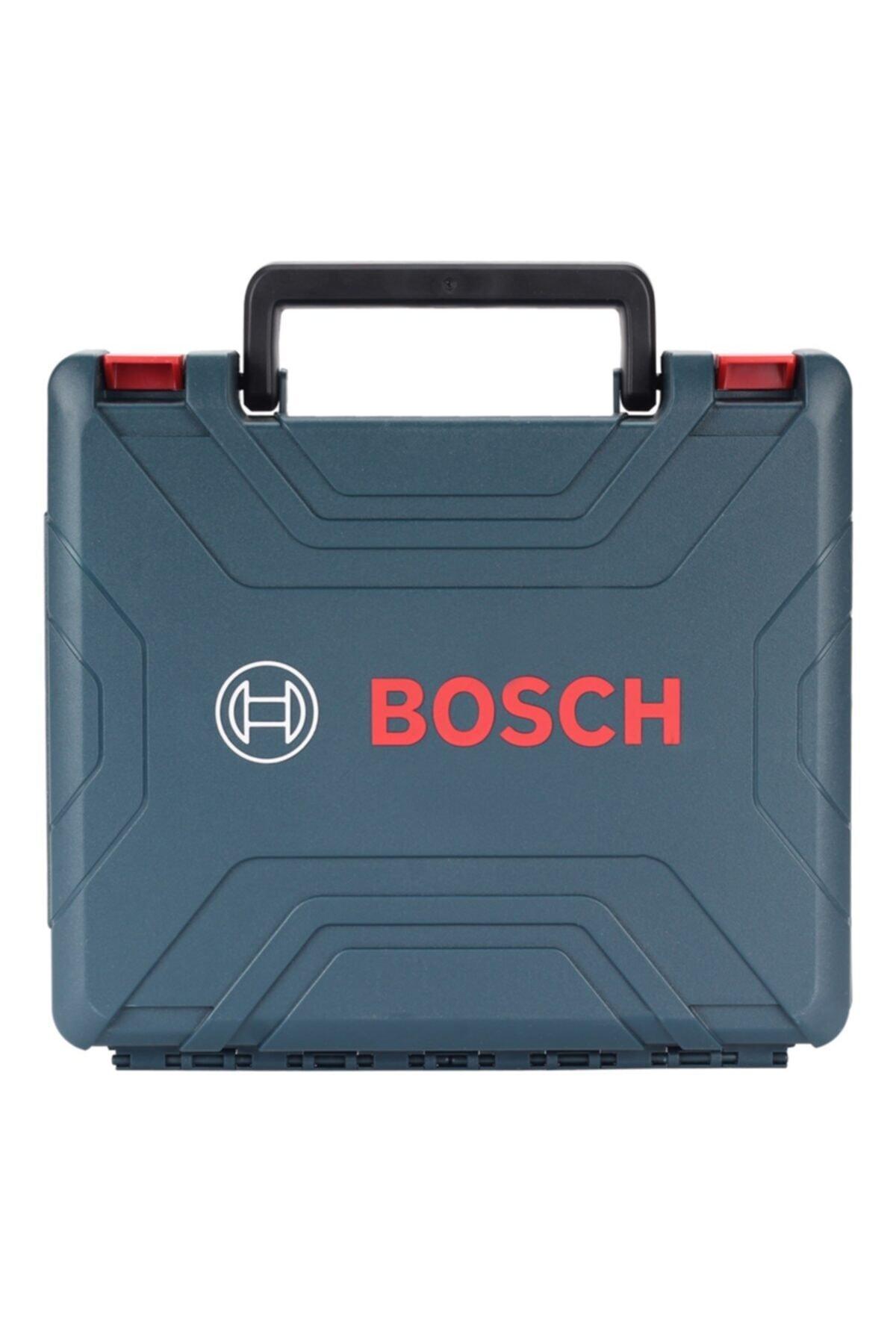 Bosch Gsb 120-lı 2 Ah Çift Akülü Darbeli Delme Vidalama - 06019g8102