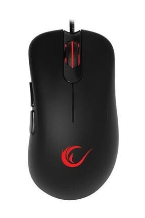 Everest Rampage Smx-r50 Howl Usb Siyah Rgb Işıklı+macro Usb Oyuncu Mouse 0
