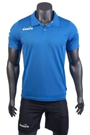 تصویر از Nacce Kamp Polo Yaka Kısa Kollu Antrenman T-shirt