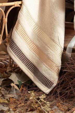 Binnur Home Natural 50x90 Cm 4'lü Antibakteriyel El Ve Yüz Havlusu 2