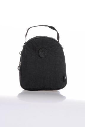 Smart Bags Smb3063-0001 Siyah Kadın Sırt Çantası 0