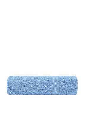 Arya Home Miranda Soft Düz Yüz Havlusu Açık Mavi 1