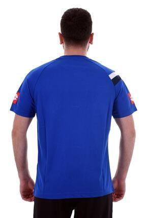 Lotto T-shirt Erkek Mavi/lacivert-trona Tee Pl-r6088 3