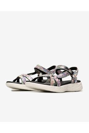 Skechers Kadın Siyah Sandalet 2