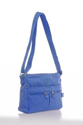 Smart Bags Smb3055-0031 Mavi Kadın Çapraz Çanta 1
