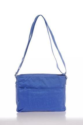 Smart Bags Smb3055-0031 Mavi Kadın Çapraz Çanta 2
