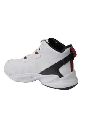 MP M.p 202-1400 Beyaz (40-45) Basketbol Erkek Spor Ayakkabı 2