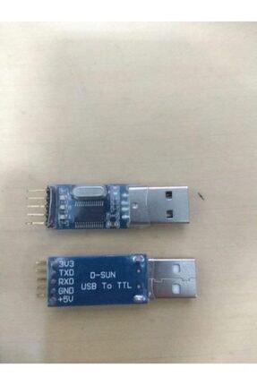 Arçelik D-sun Pl2303 Usb-ttl Seri Dönüştürücü Kartı Arduino Usb To Rs232 0
