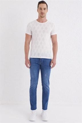 Efor 059 Slim Fit Mavi Jean Pantolon 0