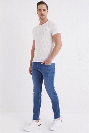 Efor 059 Slim Fit Mavi Jean Pantolon 2
