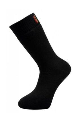 AKDEMİR 4 Lü Thermal Erkek Çorap Thermal Kışlık Çorap 3