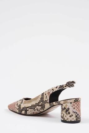 Oioi Kadın Topuklu Ayakkabı 1003-119-0001 2