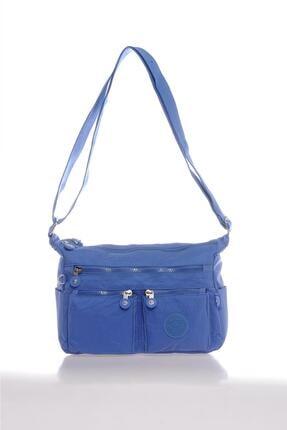 Smart Bags Smb3065-0031 Mavi Kadın Çapraz Çanta 0