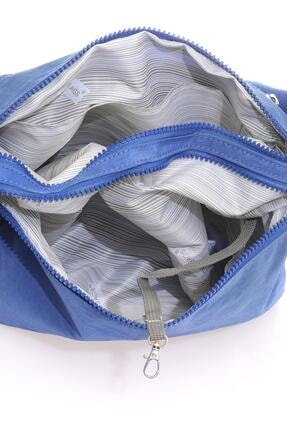 Smart Bags Smb3065-0031 Mavi Kadın Çapraz Çanta 3