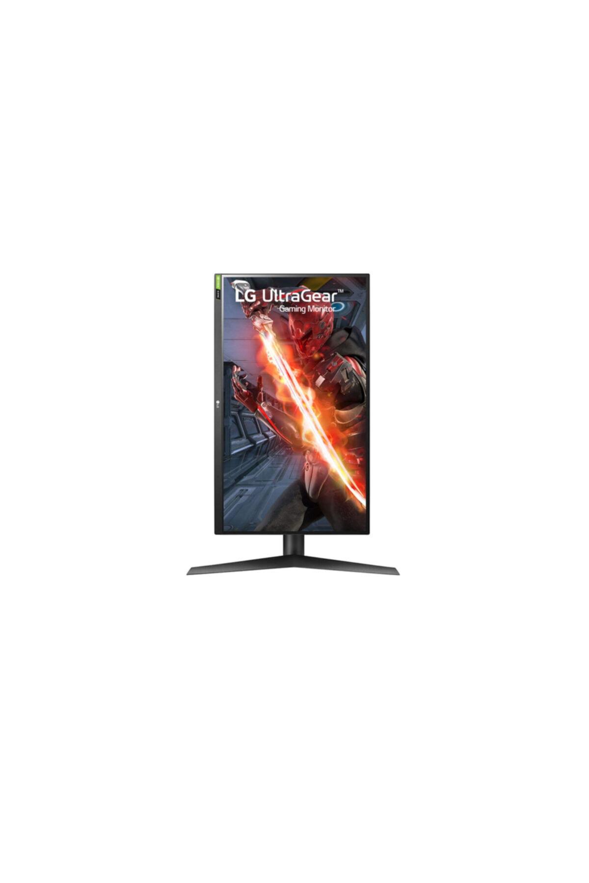 LG 27gn750-b G-sync® Uyumluluğuna Sahip 27'' Ultragear™ Full Hd Ips Oyun Monitörü