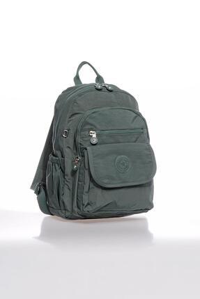 Smart Bags Smbky1187-0005 Haki Kadın Sırt Çantası 1