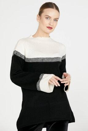 تصویر از ژاکت کش باف پشمی زنانه کد 21K2115-32263.001-R0053