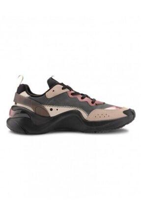 Puma Rise Kadın Kahverengi Spor Ayakkabı 1