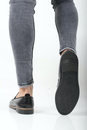 Oksit Hyman Püskülü Erkek Loafer Ayakkabı 2