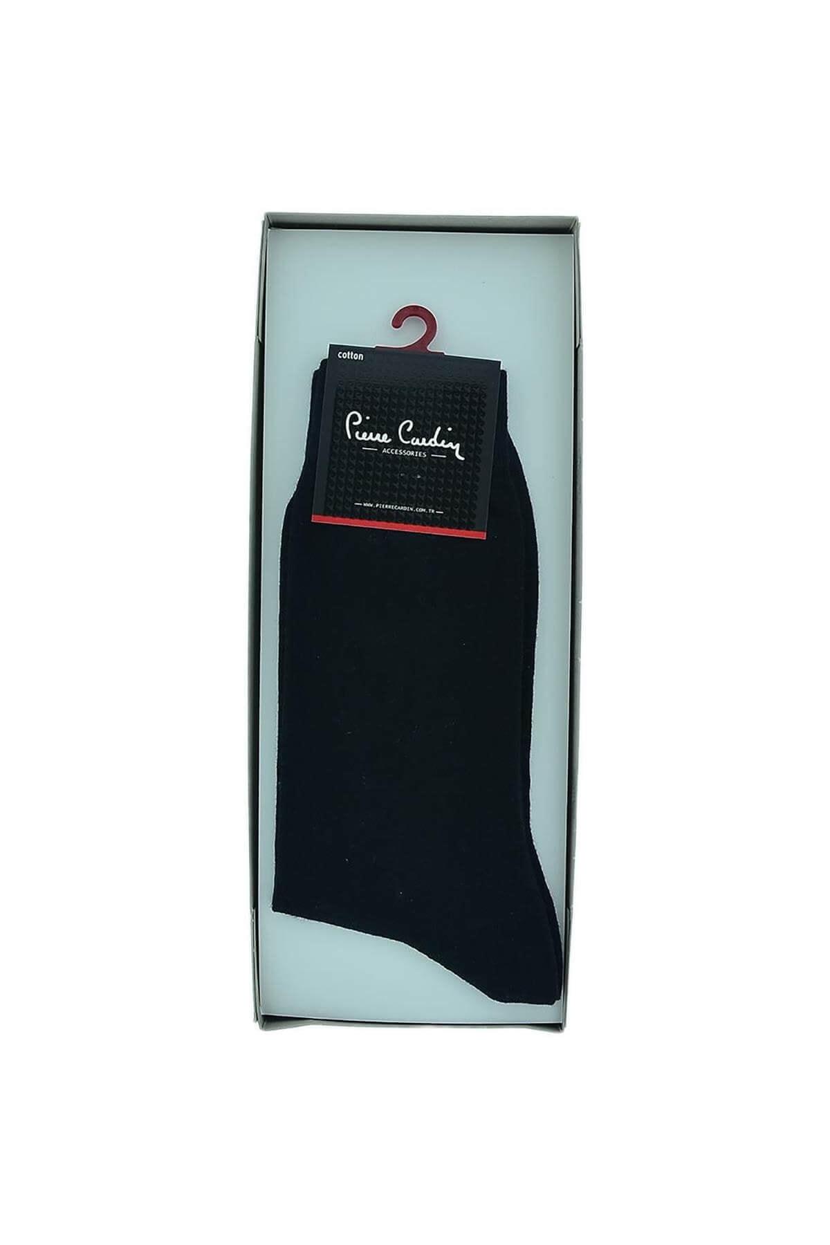 Erkek Çorap 6lı Set Siyah 700
