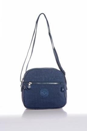 Smart Bags Smb3058-0033 Lacivert Kadın Çapraz Çanta 0