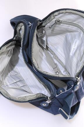 Smart Bags Smb3058-0033 Lacivert Kadın Çapraz Çanta 4