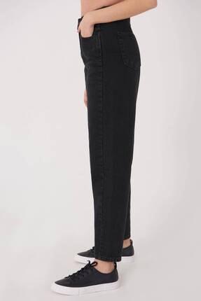 Addax Kadın Antrasit Cep Detaylı Jean Pantolon Pn6823 - Pnl ADX-0000022930 3