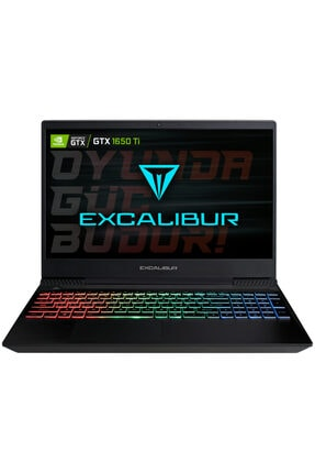 Casper Excalibur G770.1030-8ej0x Intel 10.nesil I5-10300h 8gb Ram 480gb Ssd 4gb Gtx1650ti Dos 0