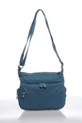Smart Bags Smbk1056-0050 Buz Mavi Kadın Çapraz Çanta 2