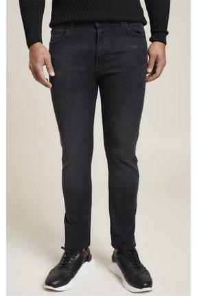 Efor 071 Slim Fit Siyah Jean Pantolon 3