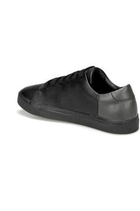 US Polo Assn NORDES 9PR Siyah Kadın Sneaker Ayakkabı 100431396 2
