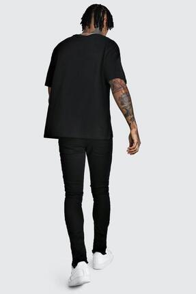 Oksit Crash Man African Erkek Oversize Tshirt 2