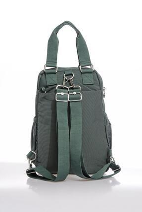 Smart Bags Smbky1174-0005 Haki Kadın Sırt Çantası 2